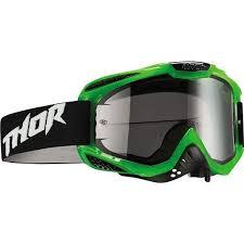 motocross goggles ebay thor motocross transparent gree 2601 1891 s15 ally goggles ebay