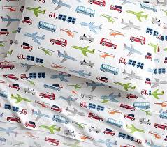Airplane Bedding Sets by Airplane Bedding Pottery Barn Kids