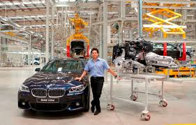 bmw car maker bmw announces 50 localisation on its cars at chennai plant