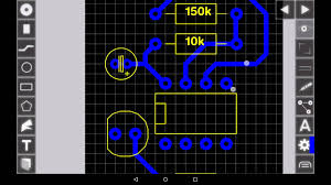 aplikasi layout pcb android pcb droid user interface video youtube
