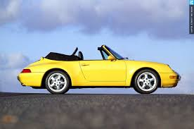 porsche yellow bird 95 u002798 porsche 993 a guide to the last air cooled 911
