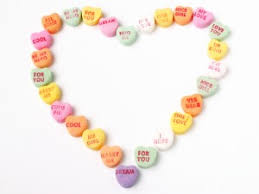 valentines hearts candy conservation heart ideas roommomspot