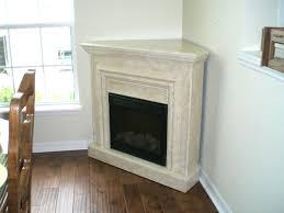 slater black electric fireplace mantel package dcf44b walnut