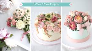 buttercream flowers class make fabulous cakes
