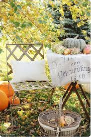 Fall Harvest Outdoor Decorating Ideas - 610 best fall u0026 halloween decor images on pinterest fall diy