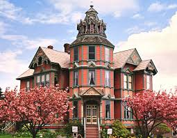 port townsend wa stick style this is the ann starrett mansion one