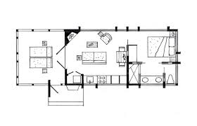 Simple Efficient House Plans Micro Cabin Plans Select Here To View Typical Floor Plan