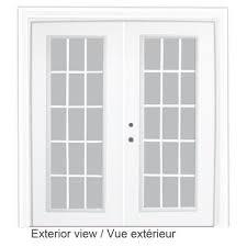 Stanley Patio Doors 925 Stanley Doors Steel Garden Door 15 Lite Grill 6