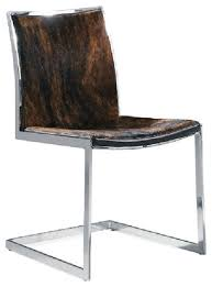 dining chairs houzz cowhide dining chairs houzz
