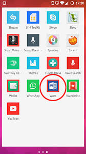 office app for android how to connect your dropbox account to microsoft office apps for