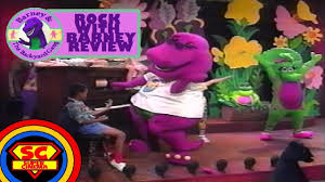 barney u0026 the backyard gang rock with barney review super cinema