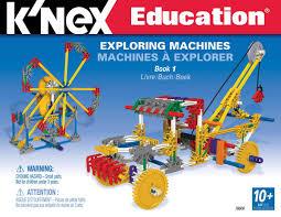 k u0027nex education exploring machines set creative building toys