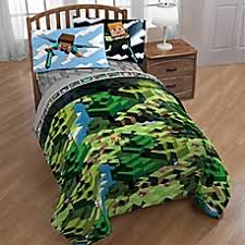 Minecraft Twin Comforter Toddler U0026 Kids Bedding Baby Sheet Sets Bed Bath U0026 Beyond