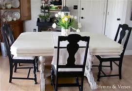 My  Yard Sale Dining Room Table  Chairs Hometalk - Painted dining room tables
