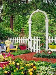 decorative fence ideas