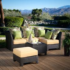 patio ideas synthetic wicker patio furniture artificial wicker