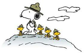 snoopy u0027s beagle scouts peanuts wiki fandom powered wikia