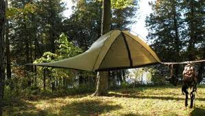 Building A Tent Platform 6 Suspended Tree Tents For A Lighter Than Air Camping Experience