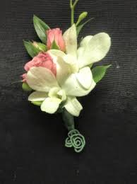 orchid boutonniere stunning orchid boutonniere prom or wedding in colts neck nj