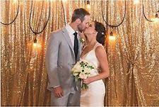 Wedding Backdrop Gold Lowest 7ftx7ft Gold Sequin Photo Backdrop Wedding Photography