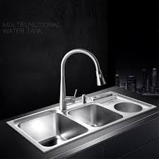 Popular Double Drainer Kitchen SinkBuy Cheap Double Drainer - Kitchen sink double bowl double drainer