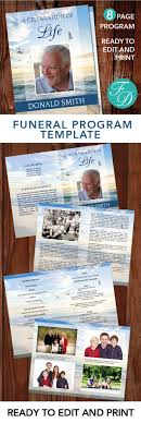where to print funeral programs 341 best funeral programs for men obituary templates prayer