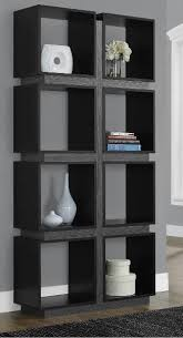 7 modern black bookcases for your office cute furniture