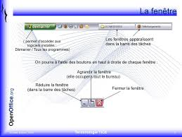 agrandir icones bureau le bureau windows xp bureau windows icônes menu démarrer ppt