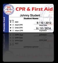 cpr aed aid instructor materials
