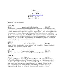 Hvac Sample Resumes by 100 Maintenance Resume Examples Download Medical Design