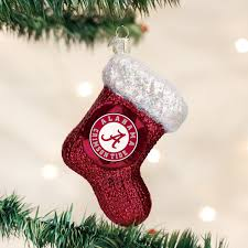 best collections of alabama football christmas ornaments all can