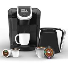 did target have coffee pods for 8 on black friday keurig 2 0 k300 coffee brewing system with carafe black walmart com