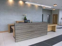Modern Reception Desk Design Pictures Of Custom Built Reception Desks Custom Built To Order
