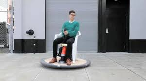 How To Make A Cardboard Chair Adam Savage Build A Hovercraft With Your Kids Wired