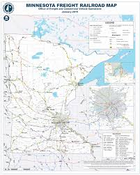 Mn Highway Map A Broader Look At Passenger Rail Opportunities In Minnesota