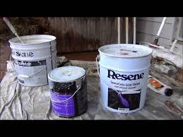 how to use low voc acrylic enamel paint youtube