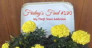 Flowers Bread Store - my thrift store addiction vintage bread box repurposed planter