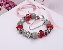 pandora style bead bracelet images Pandora style etsy jpg