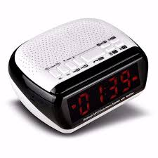 Ivation Clock by Fm Radio Mt Logic Dvd Cd Player Mp3 Sd Usb Remote Ipod Station