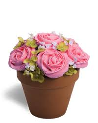 cupcake flowers baked bouquet flower cupcake bouquets for delivery