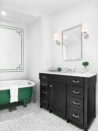 Magnificent Black Bathroom Vanity Xylem Manhattan  Black - Black bathroom vanity and sink