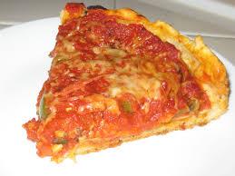 america u0027s test kitchen chicago deep dish pizza made in my kitchen