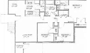 21 fresh 3 bedroom bungalow floor plans house plans 6730
