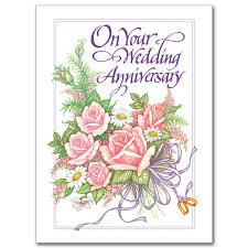 wedding anniversary cards on your wedding anniversary wedding anniversary card
