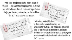 quote about love for your child nature quotes nature for kids