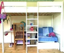 white loft bed with desk two bunk beds with desk bed with desk under it bunk bed with desk