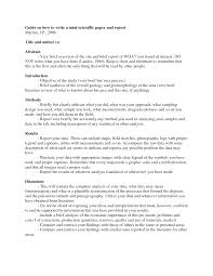 write a scientific paper write a science report online writing scientific reports