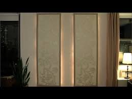 How To Divide A Room Without A Wall How To Make Lighted Floating Wall Panels Youtube