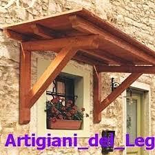 montaggio tettoia in legno pensilina tettoia in legno coprifinestra a piacenza kijiji