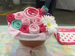 baby shower basket ideas diy baby shower gifts made from diapers in state diy baby shower